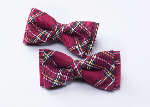 marsala bow tie, men bow tie, office bowtie, red bow tie