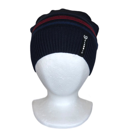 "Soft Cotton Knit Beanie Hat ""CLASSIC"""
