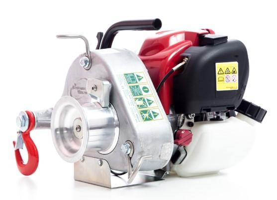 Petrol | Pulling 350kg - 1000kg Capstan Winches Ref: 167-2