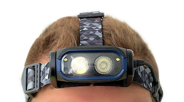 HT800RX Proximity Distance Dimming Head Torch Ref: 119-1-1