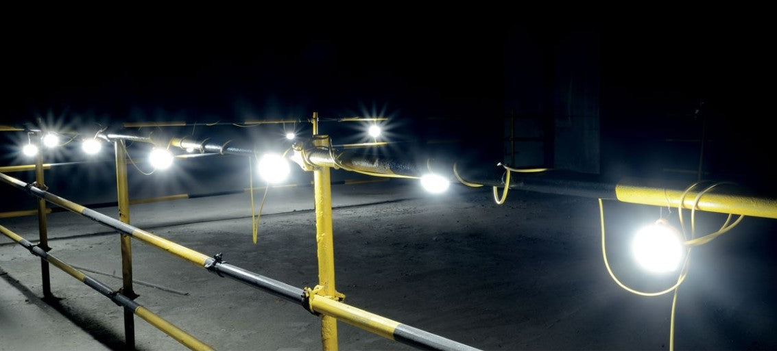 Festoon AC LED Cable Lights 10 x 660 Lumens Ref: 119-3-12