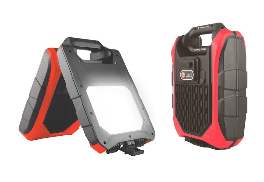 Galaxy 1500R Rechargeable LED Work Light 1500 Lumens Ref: 119-3-5