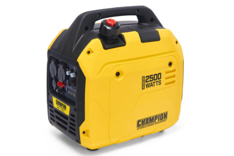 Champion 2500 Watt Inverter Generator - The Mighty Atom! (2 x 240v) (1 x 12v DC)