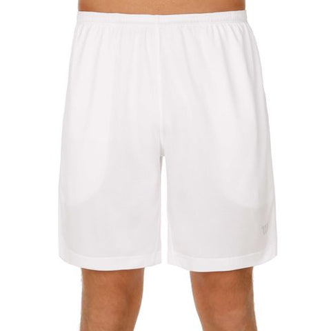 Wilson men's Fenom Elite 9 knit tennis short