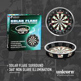 Unicorn Darts Solar Flare ULTIMATE PRO Illuminated Surround