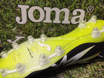 Joma Propulsion 3.0 Football boots black Yellow