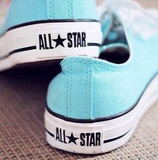 Converse Chuck Taylors All Star Low Trainers Sky - Unisex