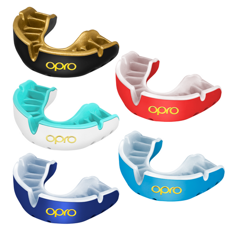 OPRO GOLD Self-Fit GEN4 Mouthguard