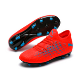 Puma 19.4 FG red blast junior football boots