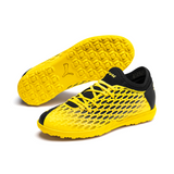 Puma Football future 5.4 ULTRA YELLOW junior boots or astroturf trainers