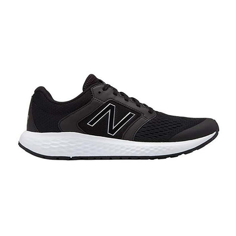 New balance black men's running shoe