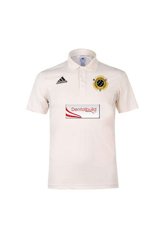 Rustington Cricket Club Adidas Cricket Match Shirt