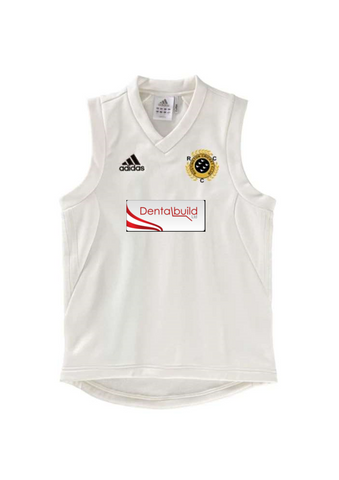 Rustington Cricket Club Adidas Sleeveless Match Sweater