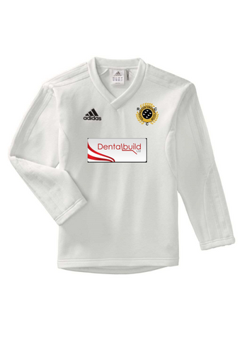 Rustington Cricket Club Adidas Long Sleeve Sweater