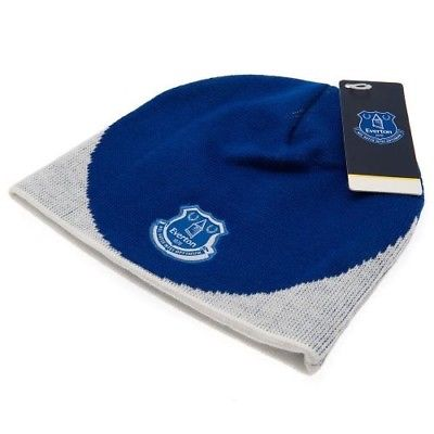 Everton Beanie Football Hat