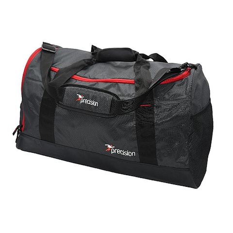 Precision Pro HX Medium Holdall Bag (charcoal/black/red)