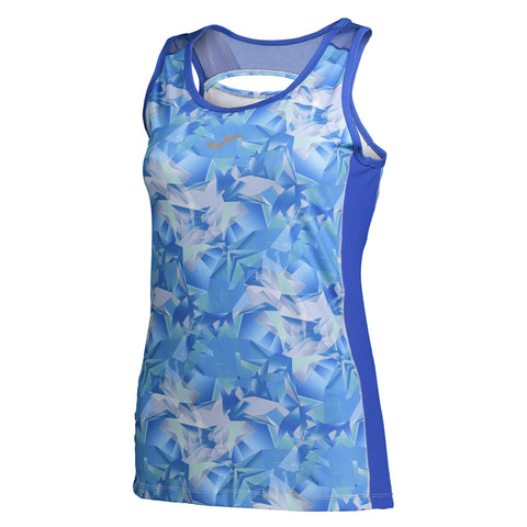 Joma Royal Tropical Print Vest - ladies clothing