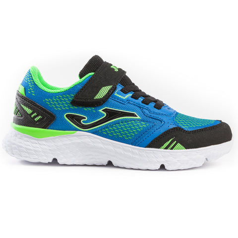 Joma J. Core 904 Junior Trainers in Royal Blue