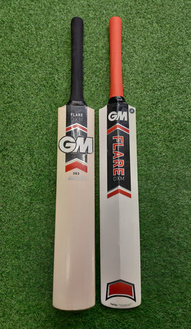 GM Flare DXM 303 Refurbished and Re-gripped Cricket Bat Harrow