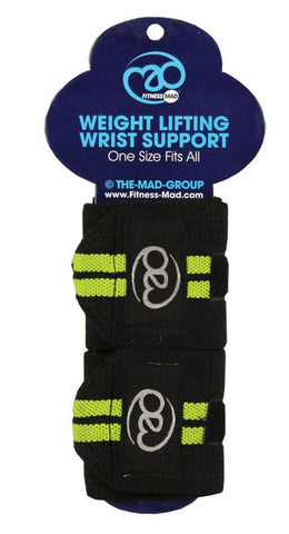 Fitness Mad Weight Lifting Wrist Support