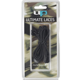 Ultimate Laces. Bungee cord with draw spring loaded lock. Never tie a lace again