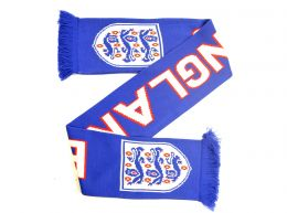 England Core Jacquard Knit Scarf