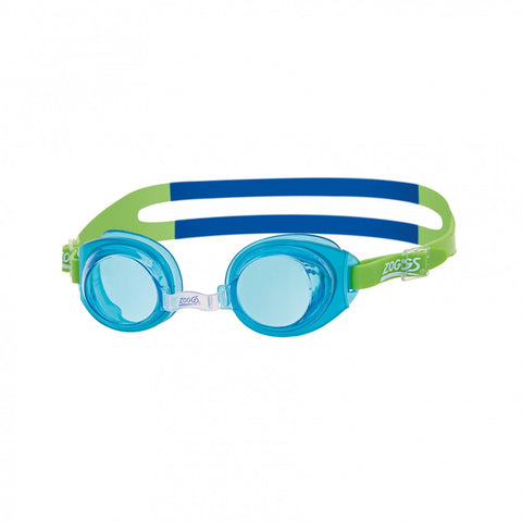 Zoggs Little Ripper 2019 Aqua Blue swimming goggles 0-6 years