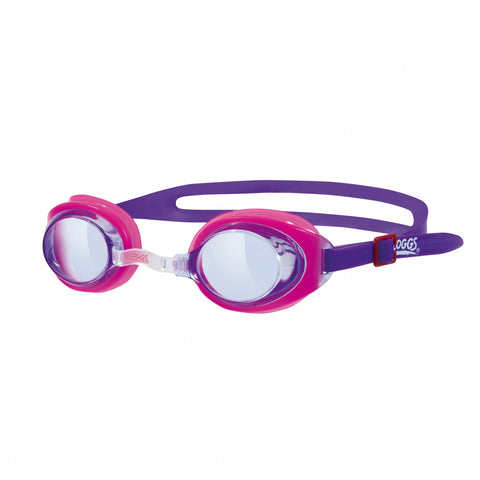 Zoggs Little Ripper Swimming Goggles - Age 0-6yrs -Pink