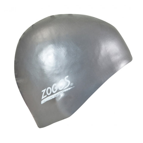 Zoggs Easy-Fit Silicone Swim Cap