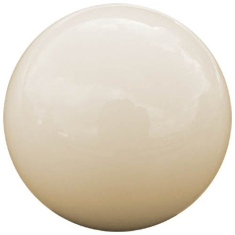 "Replacement Cue Ball White 1 7/8"" pool snooker"