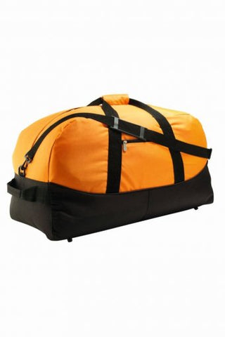 SOL'S Stadium 72 Holdall Kit Bag Black or Orange 93l capacity