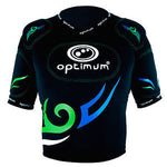 Optimum 5 Pad Tribal Rugby Body Protection