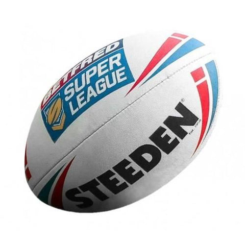 Steeden Super League rugby ball size 5