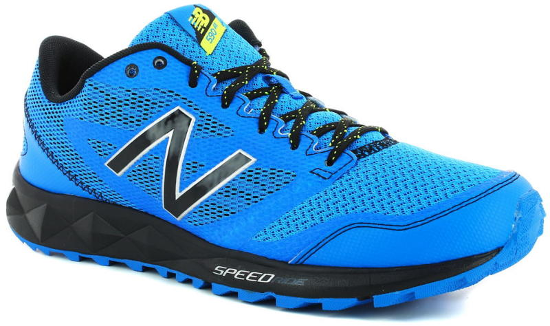 huge selection of fbf8a f0d31 New Balance 590 Mens blue and black all terrain trainers