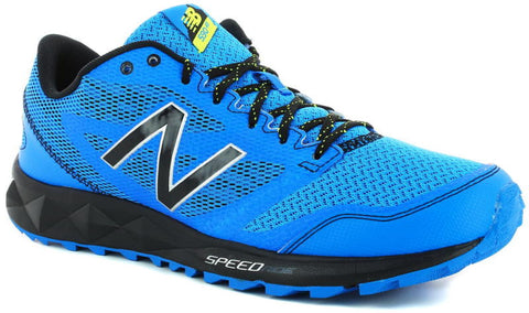 New Balance 590 Mens blue and black all terrain trainers