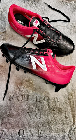 NEW BALANCE Sadio Mane Junior Furon v4 Dispatch FG Football boots