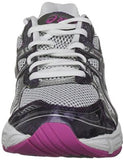 Asics Blackhawk 5 ladies running trainers white/purple