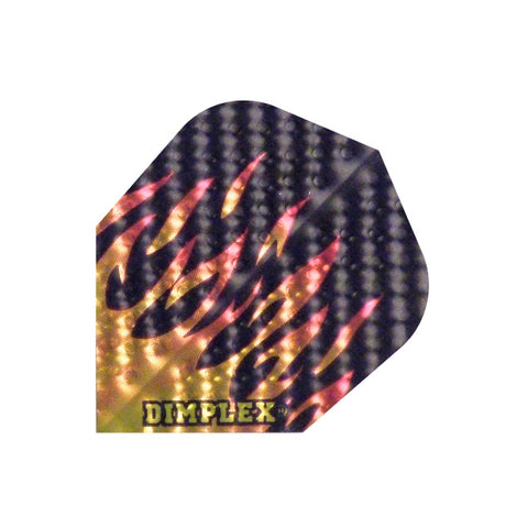 Harrows Dimplex Dart Flights - 3 Pack
