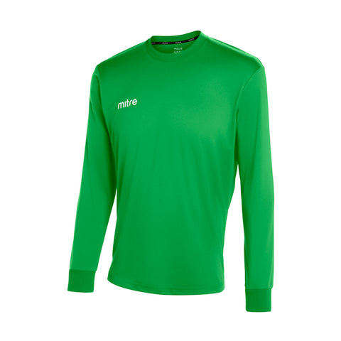 c89244efeaef Mitre Mens Goalkeeper Or Player Football Shirt Emerald Green XXL ...