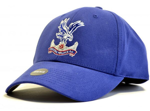 47 BRAND CRYSTAL PALACE FAN FAV ROYAL BLUE STRAPBACK CAP