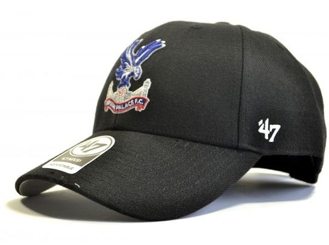 Crystal Palace 47 BRAND MVP Cap - Black - one size