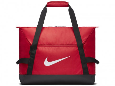 Nike Academy team duffel kit bag with wet/dry compartment