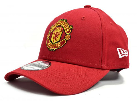 New Era Manchester United 9Forty Red Cap