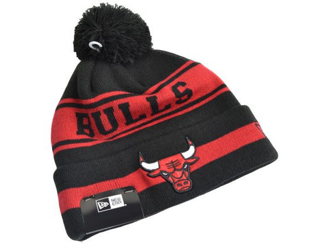 NEW ERA CHICAGO BULLS NBA KNITTED HAT