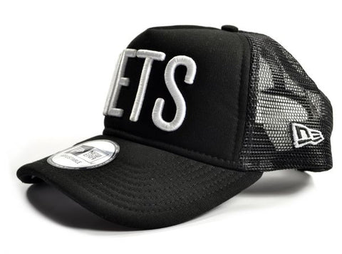 New Era Brooklyn Nets Trucker Cap