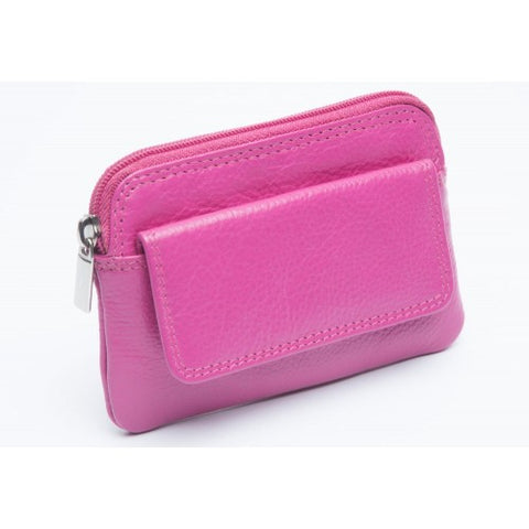 Charles Smith Leather Coin Purse (609115)