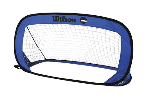 New Wilson NCAA Go Quick Foldable Soccer Football Goal Post System