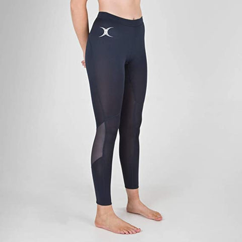 Gilbert Ladies Netball vixen II Leggings - Black - sizes 10-16
