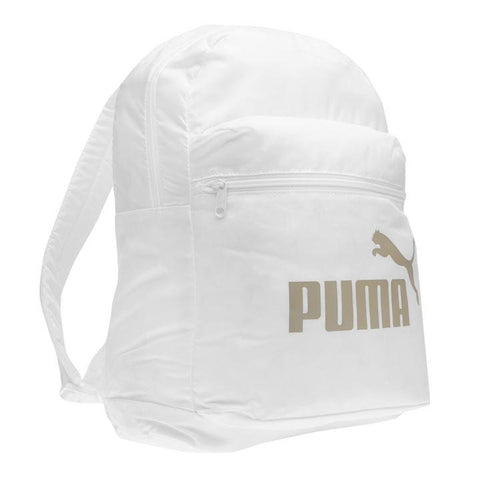 Puma archive white backpack