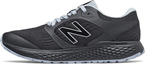 New Balance 520v6 Ladies Running Trainer black/light blue